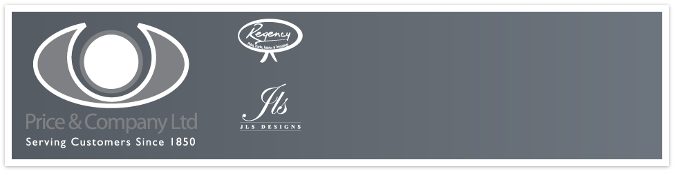 Price and Company - Regency Logo